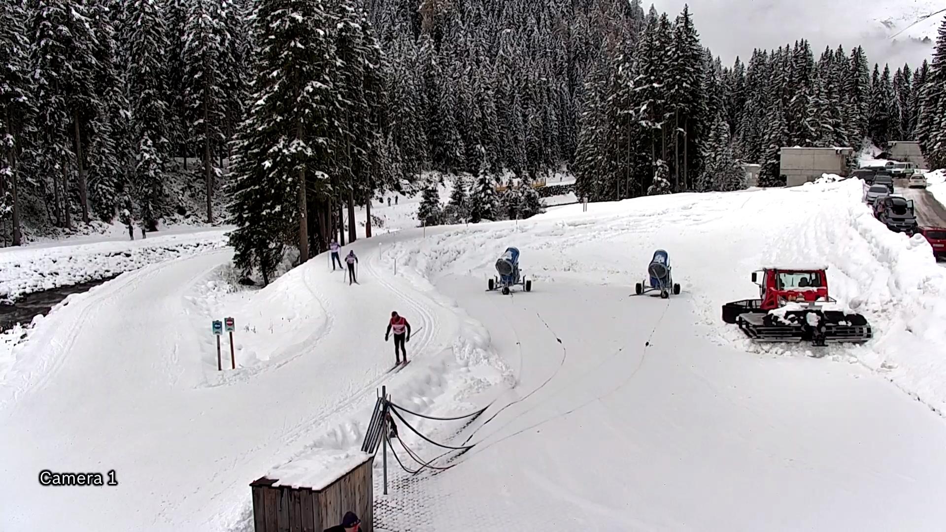 Flüelatal - Snowfarming Loipe
